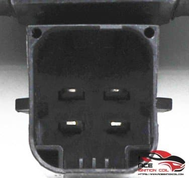 Peugeot replacement ignition coil 597074 597072 597097